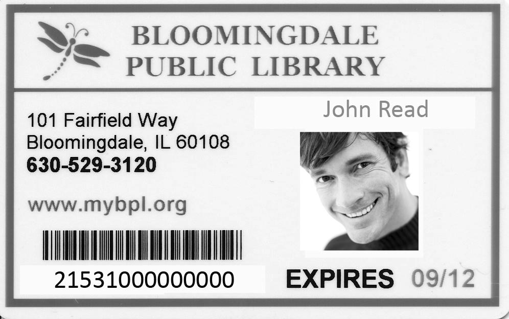 Applying For A Library Card  WwwMybplOrg